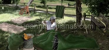 Couturière des champs